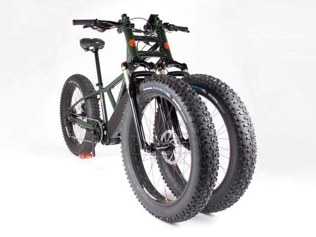 Hunting 19 Frame 8-Speed Gear Fishing Black or Camo QuietKat Ambush 750W Electric Bike for Backcountry Mechanical Disc Brake Bafang Mid Drive Motor