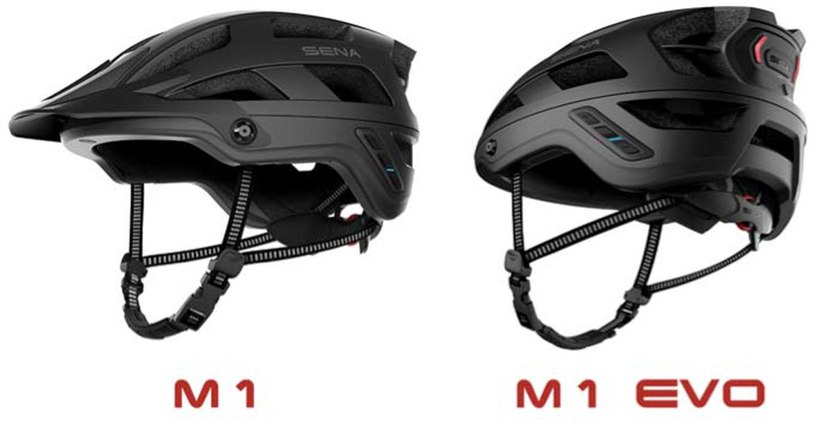 Sena Introduces Smart Helmets For Mountain Biking