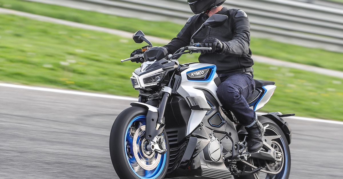 5 Standout Electric Motorcycles From EICMA