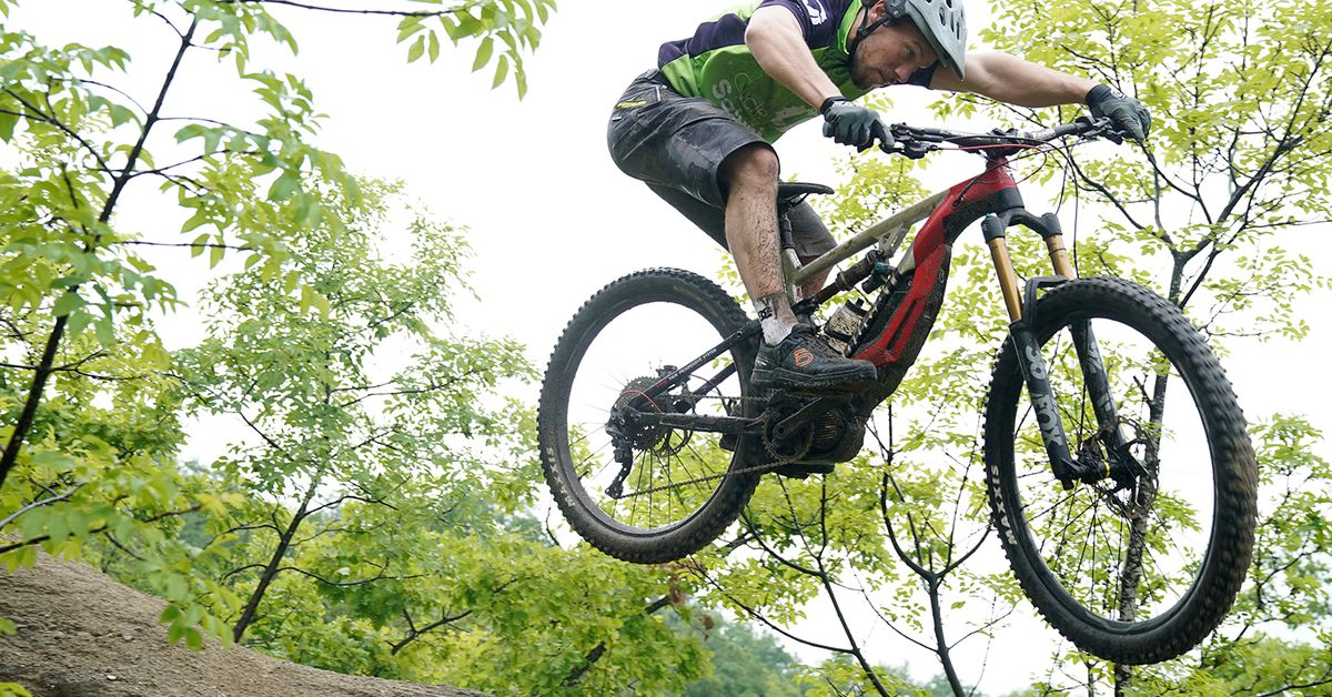 Ducati Mig Rr Electric Mountain Bike Review Cycle Volta