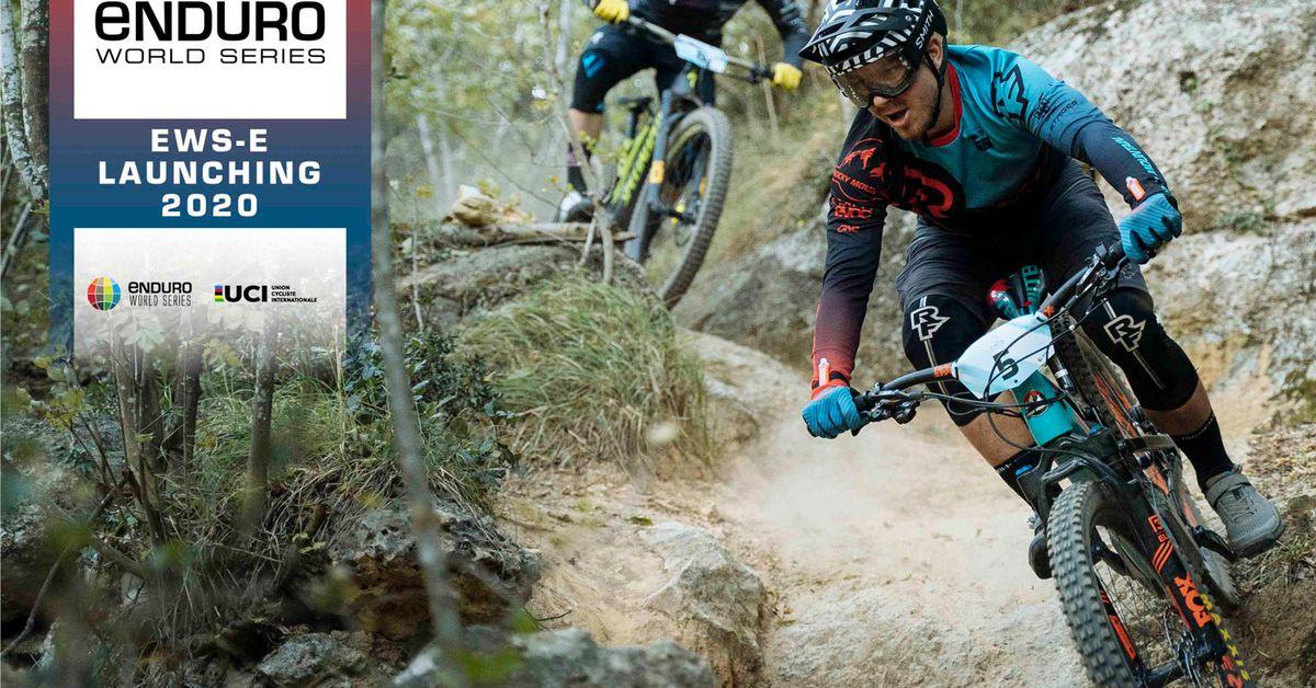 Enduro World Series Adds Ebike Racing To 2020 Schedule