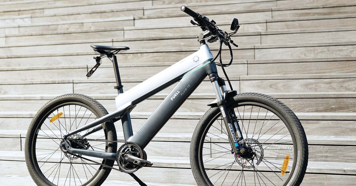 Fuell Fluid Ebikes Are Coming Soon