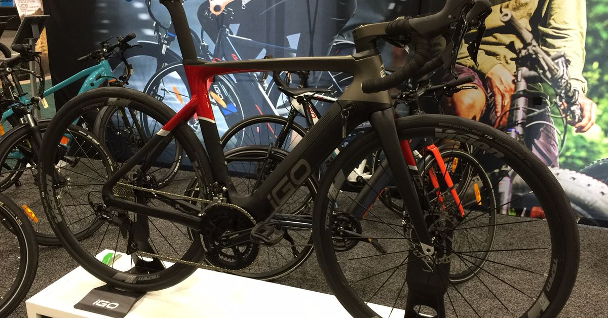 Ebikes Gain Traction With Moto Shops And Riders At AIMExpo