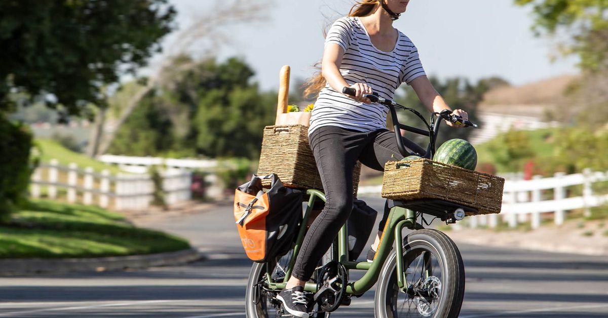 Rad Power Bikes Radrunner Ebike Review Cycle Volta