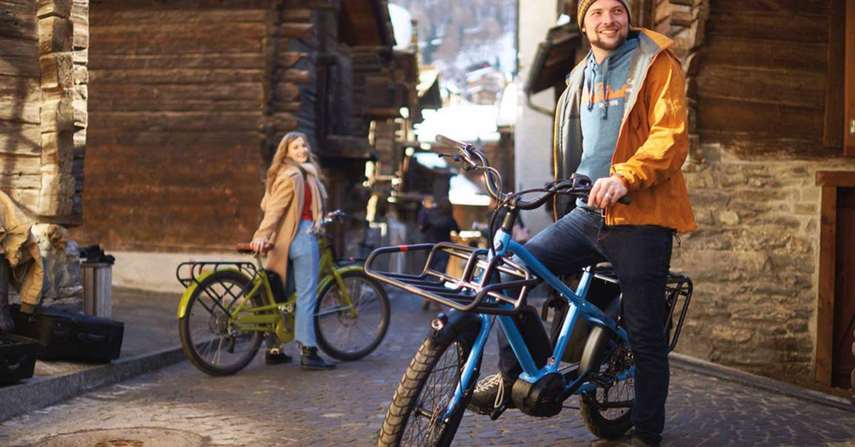 Why You Should Be Riding An Ebike Today