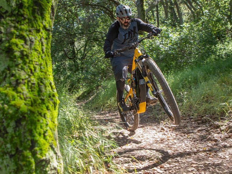Electric Road Bike Reviews Prices Specs Videos Photos >> Intense Tazer Pro Electric Mountain Bike Review Cycle Volta